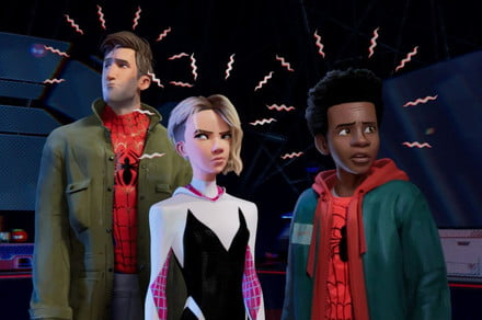 'Spider-Man: Into the Spider-Verse' breaks records, 'Mortal Engines' sputters