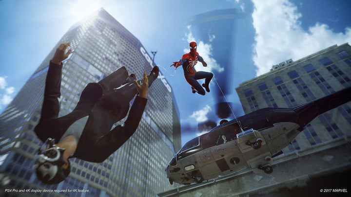 spider man ps4 e3 2017 preview 4