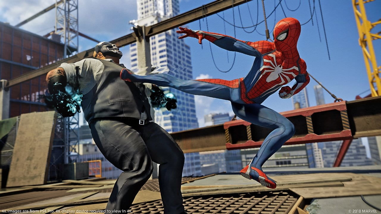 Spider Man S Accessibility Options Set A New Standard Says The