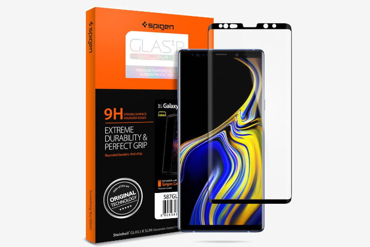 best loved 9a5a5 835e9 The Best Samsung Galaxy Note 9 Screen Protectors | Digital Trends