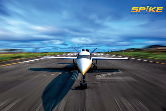 Spike S 512 Supersonic Jet