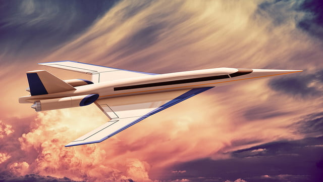 high speed concepts that could mark the return of supersonic travel spike s 512 jet 3