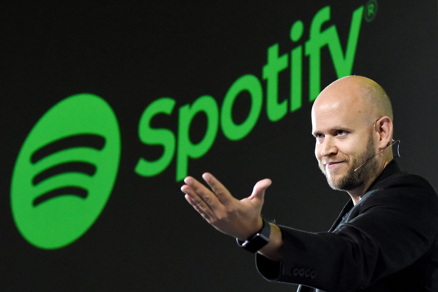 Yahoo finance spotify ipo