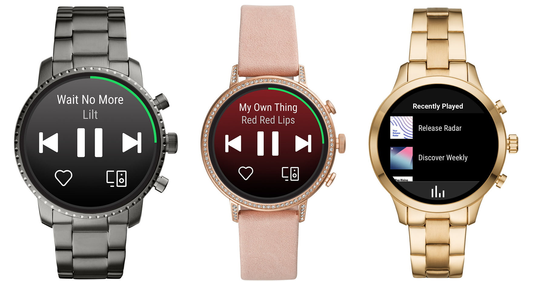 Google Will Soon Roll Out Spotify App To Its WearOS Smartwatches