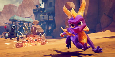 Spyro Reignited Trilogy' Proves Nostalgia can Only Blind for so Long