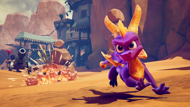 spyro reignited trilogy review impressions