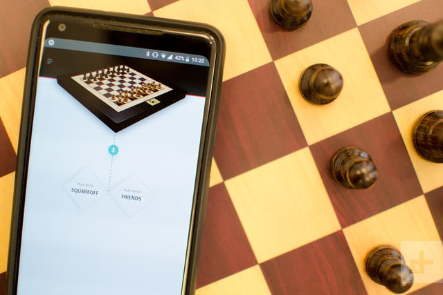 square off chess board experience squareoff phone bluetooth