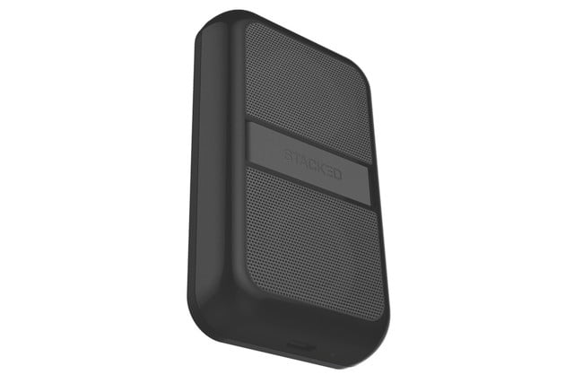 get stackeds new audio solutions and rid of all your wires for the iphone stacked boost speaker 1