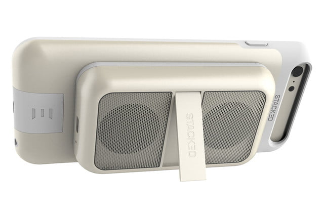 get stackeds new audio solutions and rid of all your wires for the iphone stacked boost speaker 10