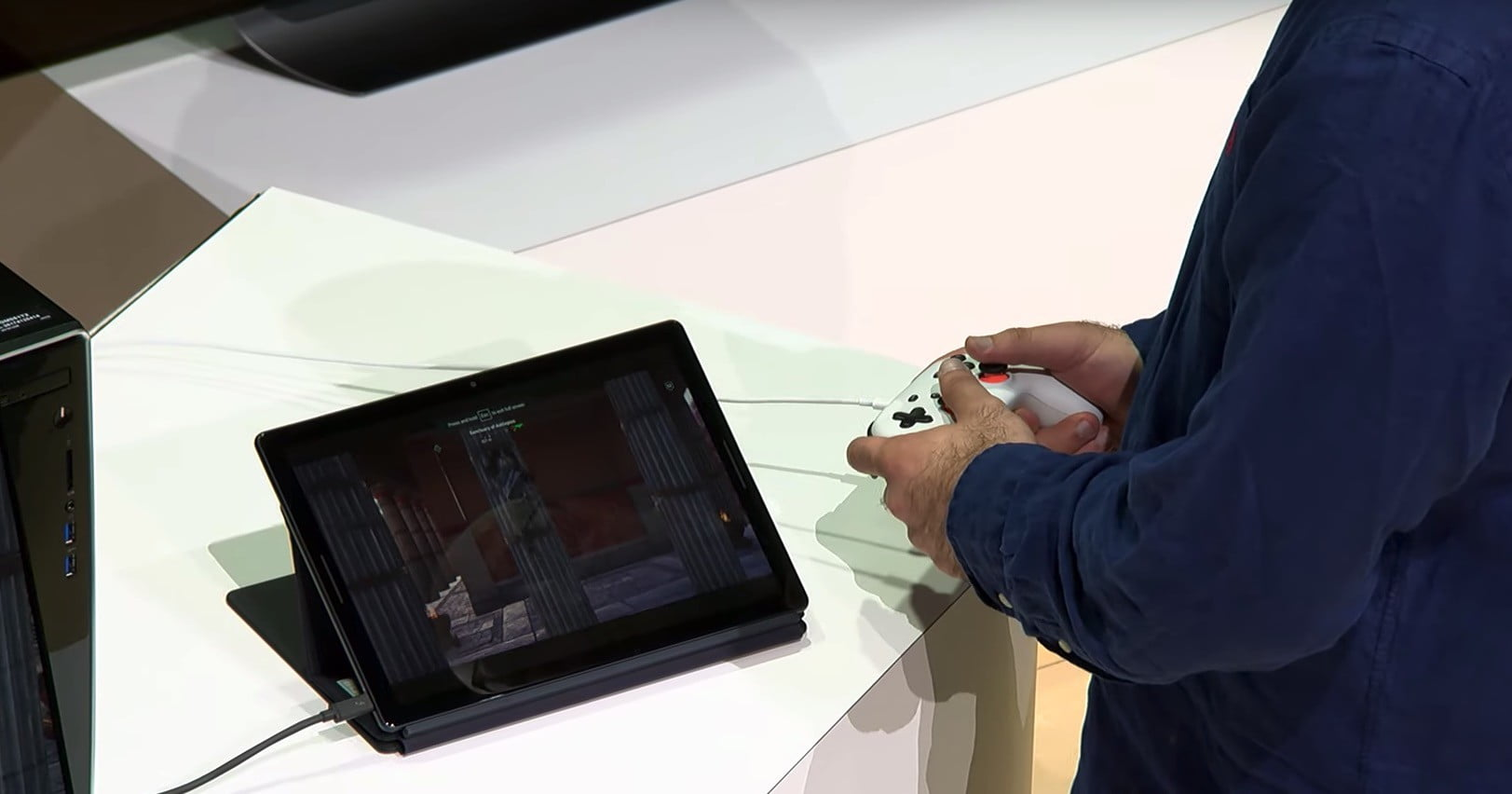 Say goodbye to consoles! Google's Stadia brings games to all platforms