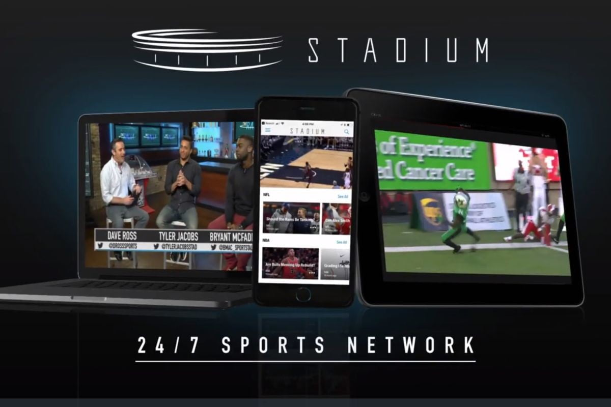 Twitch Adds a New 24/7 Streaming Sports Channel Called Stadium