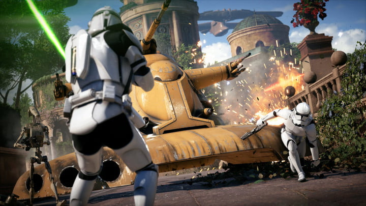 star wars battlefront 2 quick review ii