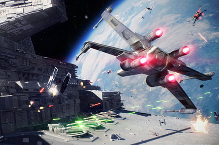 'Star Wars Battlefront II' was YouTube's most-viewed game of E3