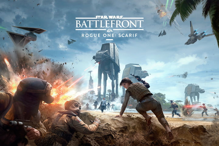 'Star Wars Battlefront' gets PlayStation VR treatment, 'Rogue One' content