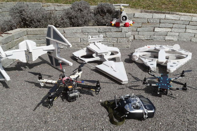 star wars imperial destroyer drone drones