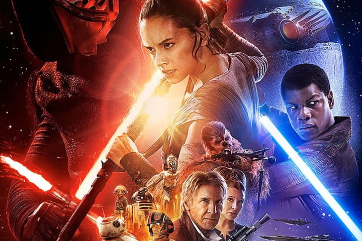 Netflix will stream Star Wars: The Force Awakens in Canada, not in U.S.