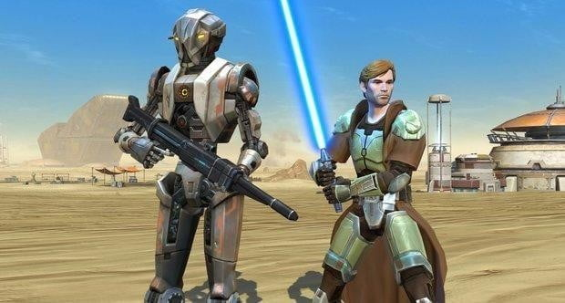 Star Wars: The Old Republic goes free-to-play up to level ...