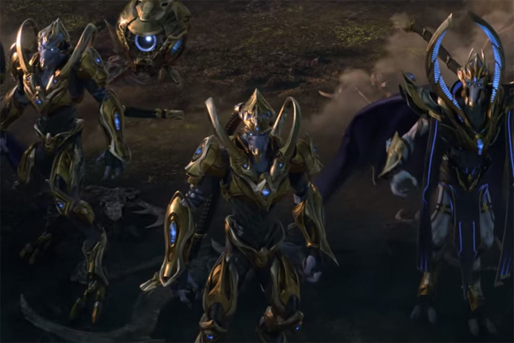 StarCraft 2: Legacy Of The Void Out November 10 | Digital Trends