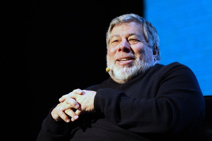 Steve Wozniak welcomes his robot overlords, says the future no longer scares him