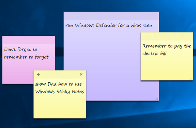 Microsoft teases useful new feature for Windows 10 Sticky Notes app