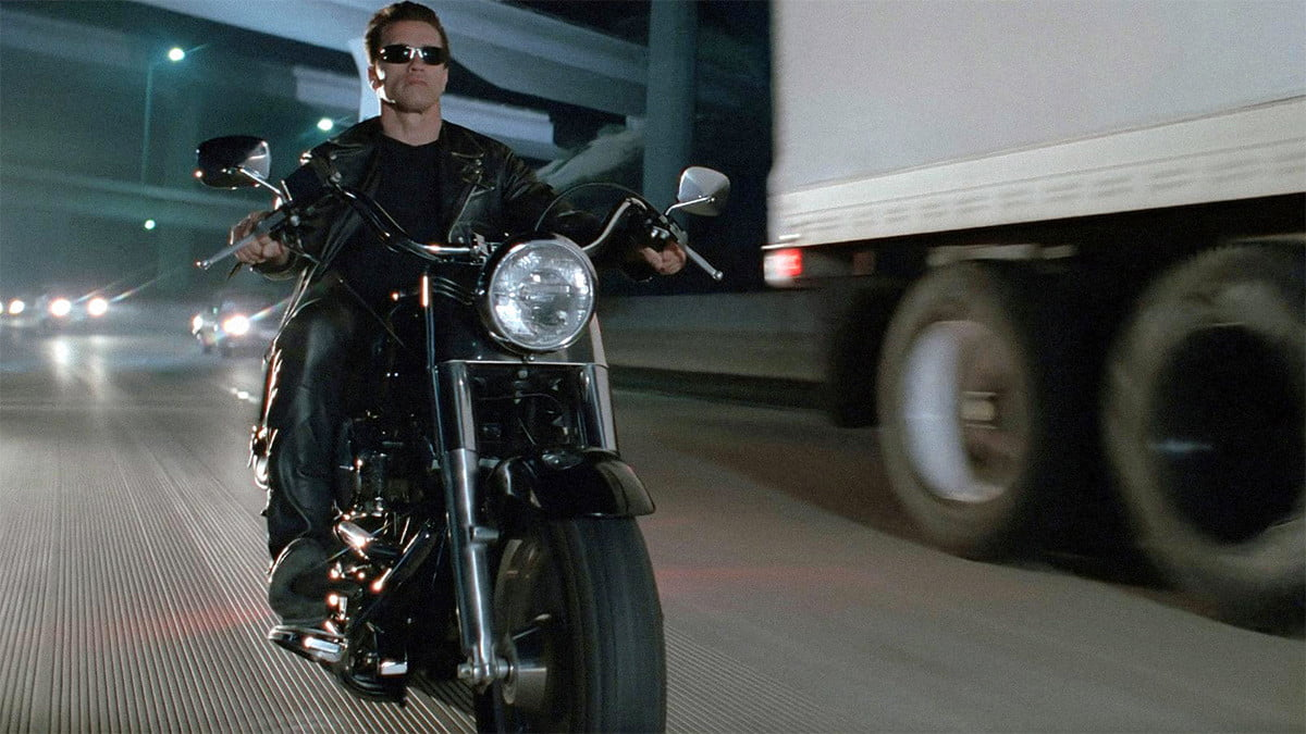 Harley-Davidson Motorcycle From 'Terminator 2' Sold For Nearly $500K
