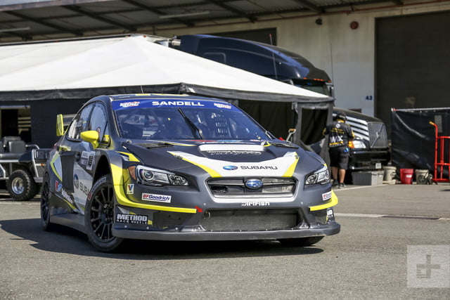 riding in subarus grc race car srtusa interview subaru  s ride along 101
