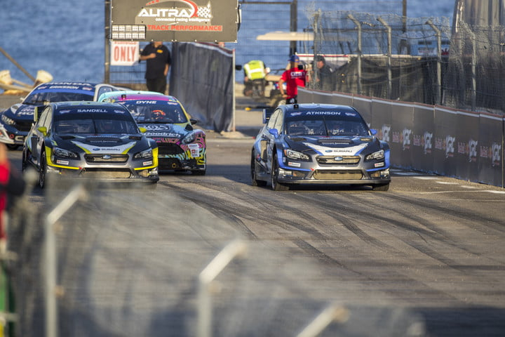riding in subarus grc race car srtusa interview subaru  s ride along photos 115