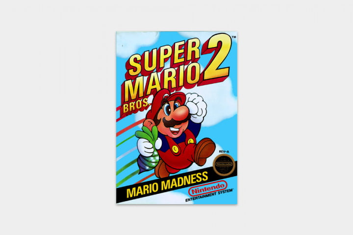 best nes games ever super mario 2 cover