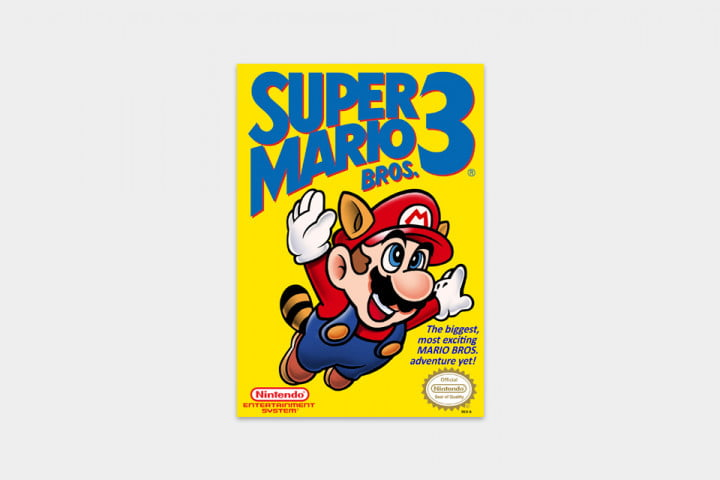 best nes games ever super mario 3 cover