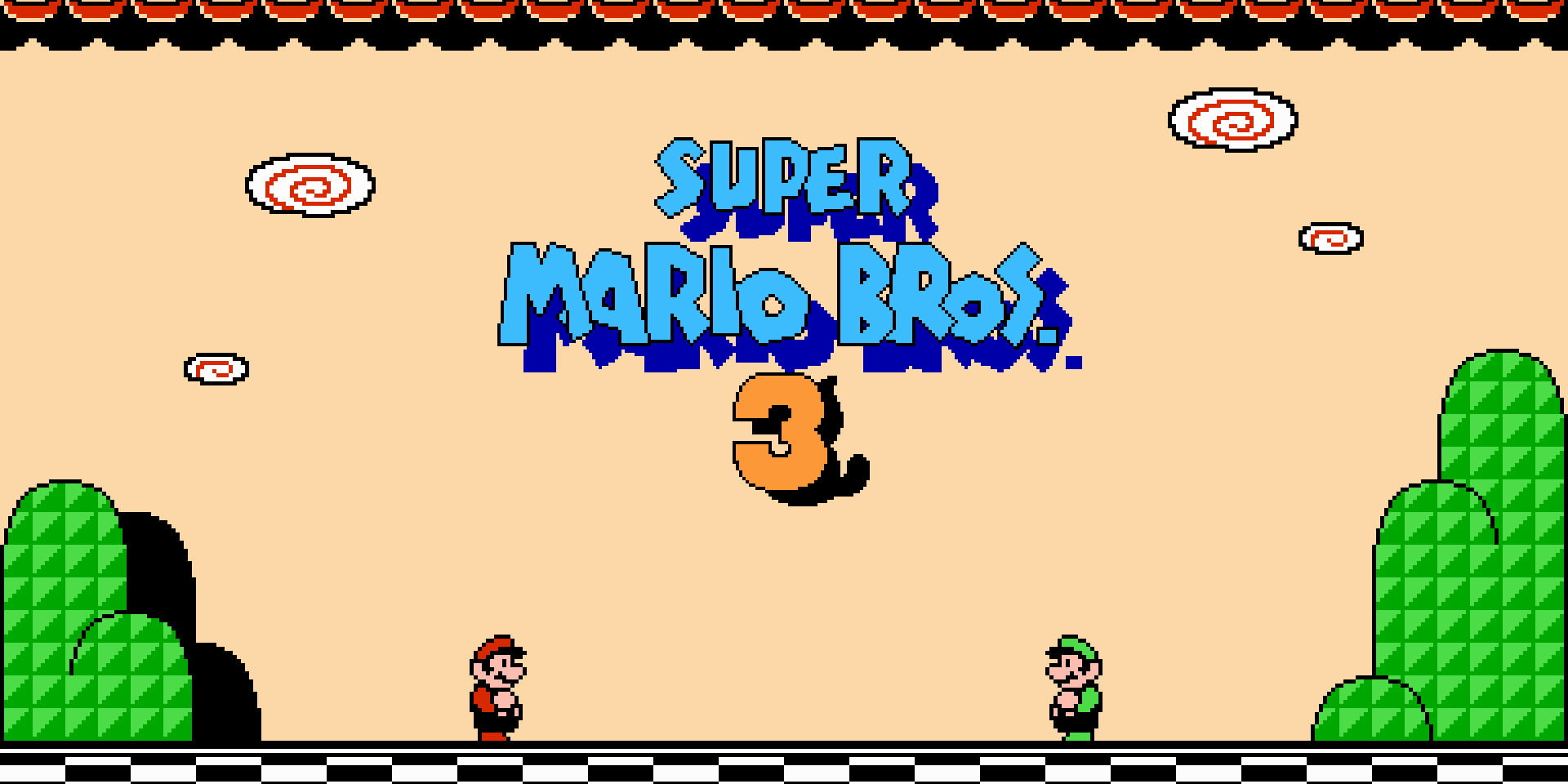 Super Mario Bros. 3\' is a classic, but I couldn\'t see past the art I ...