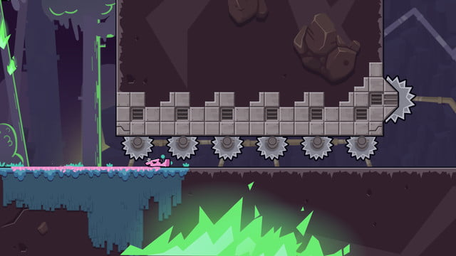 super meat boy forever hands on preview 15003