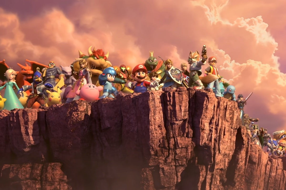 Super Smash Bros  Ultimate DLC Fighters May Have Been Leaked