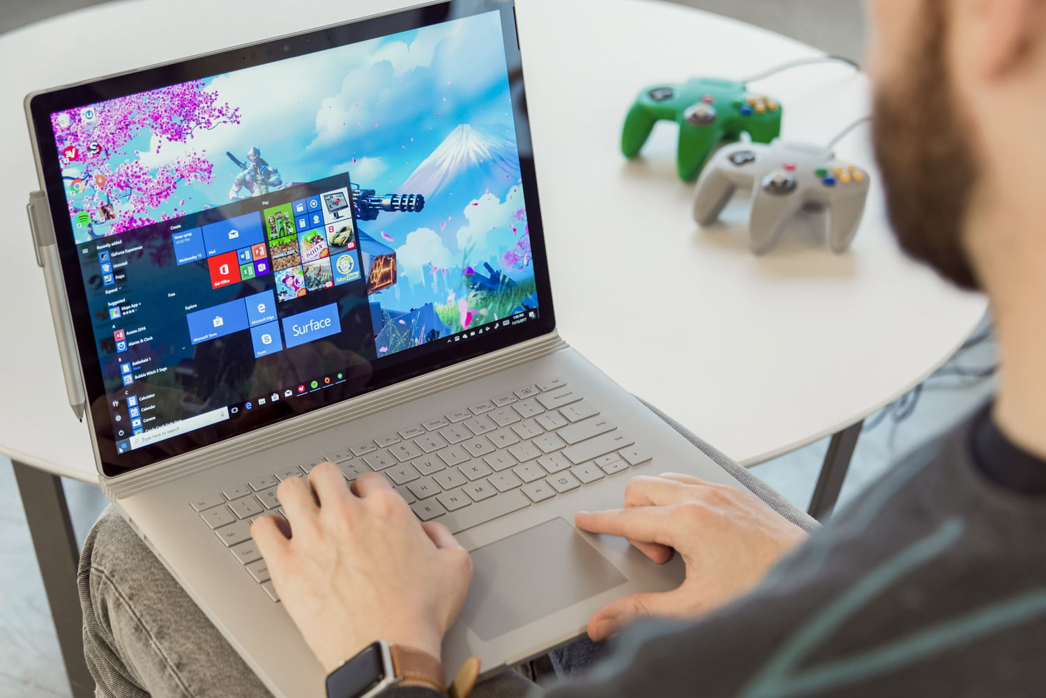 The Surface Book 2 Didn T Work As My Only Pc Digital Trends