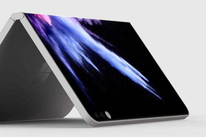 computing watershed moment coming surface phone concept white ryan smalley behance