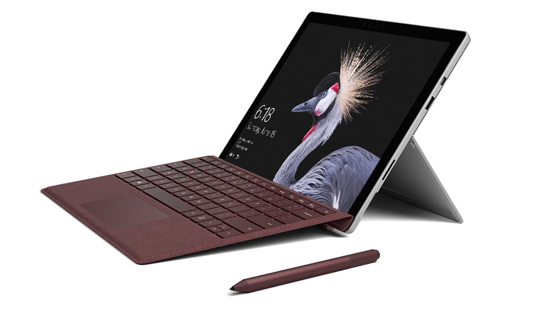 surface pro 2017 review the best 2 in 1 gets better digital trends