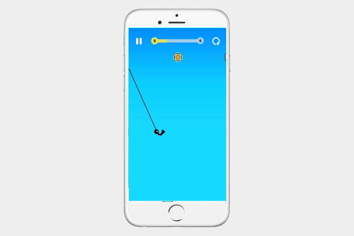 best iphone games swingstar