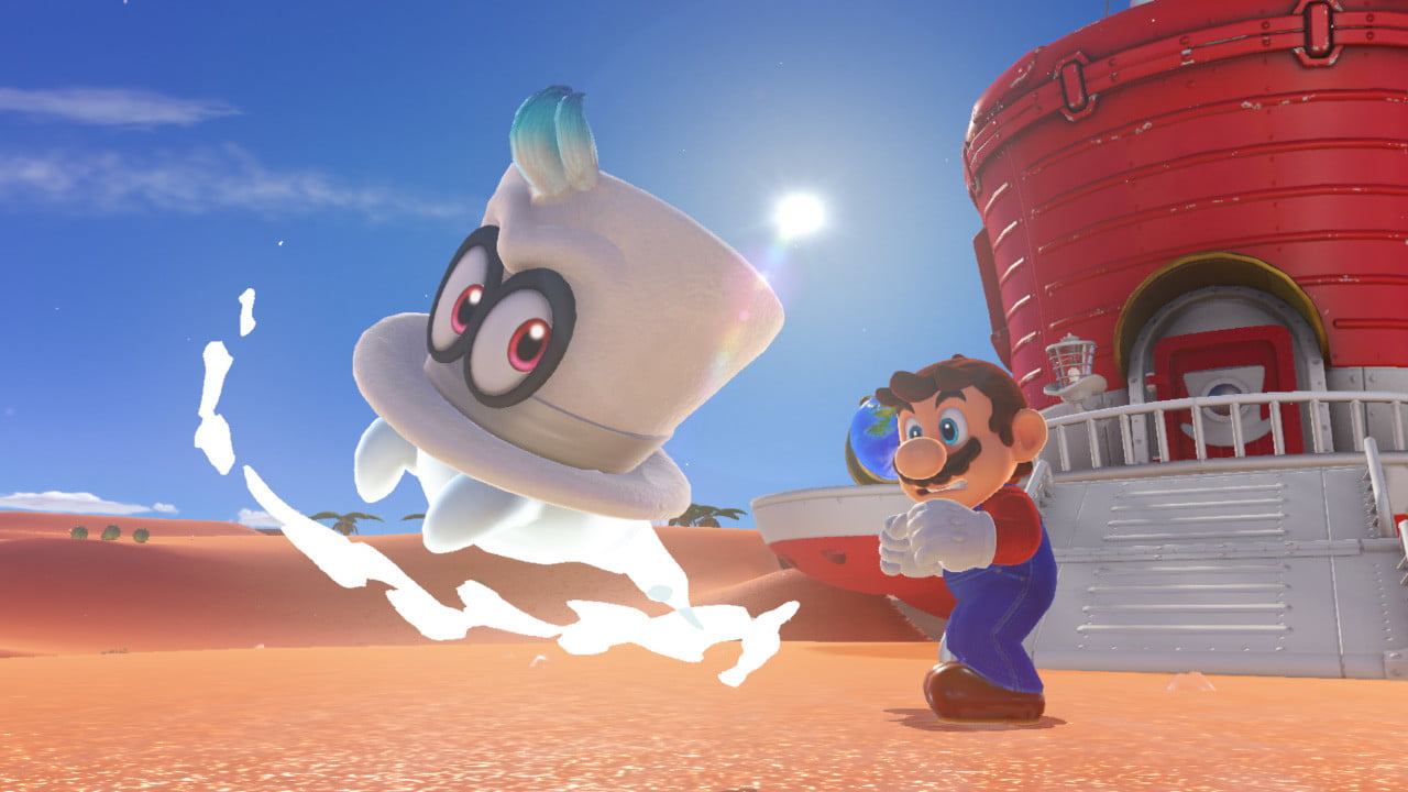 Super Mario Odyssey Tips And Tricks Digital Trends 2 Way Switch Earth