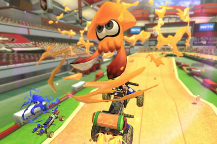 Mario Kart 8 Deluxe Patch Fixes Online Bugs And Balancing