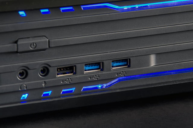 Syber Vapor 1 review front ports