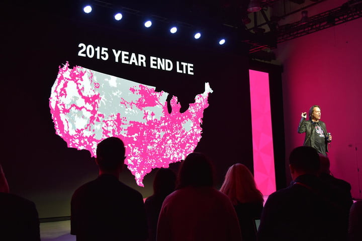 T-Mobile Will Update its Coverage Map Twice a Month | Digital Trends