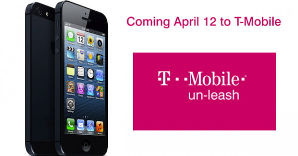 t mobile iphone 4 the iphone 5 will arrive on april 21 with t mobile will 2692