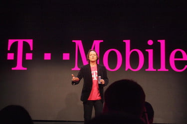 T-Mobile Owner Says Uncarrier Won't Work Without Merger