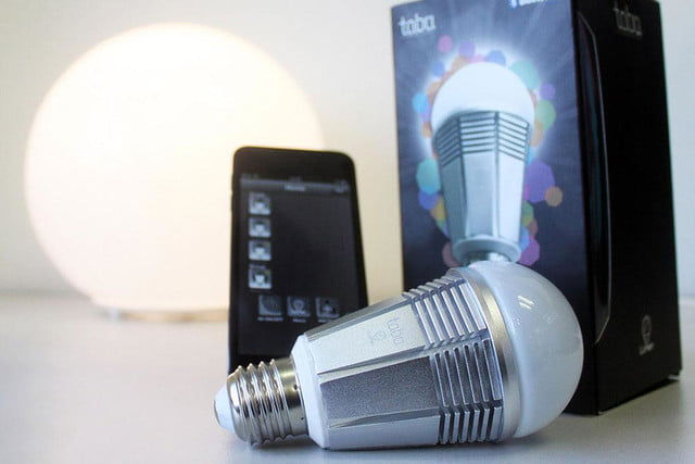 tabu smart lumen led lightbulb  press 1