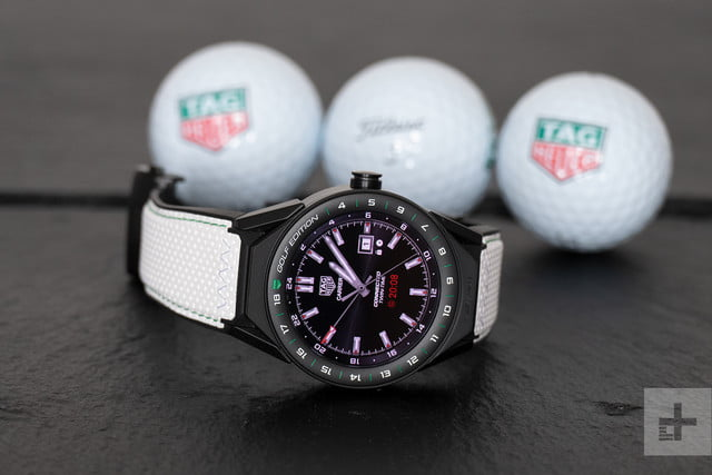 tag heuer connected modular 45 golf edition 1