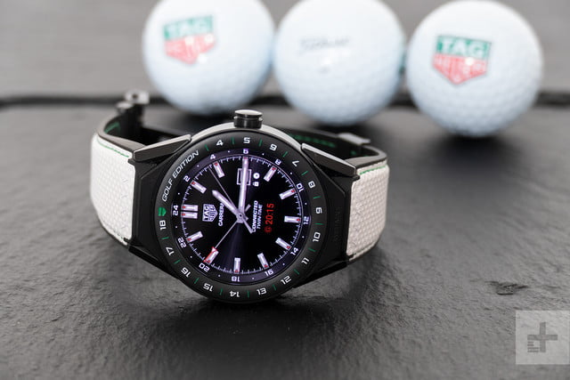 tag heuer connected modular 45 golf edition 3