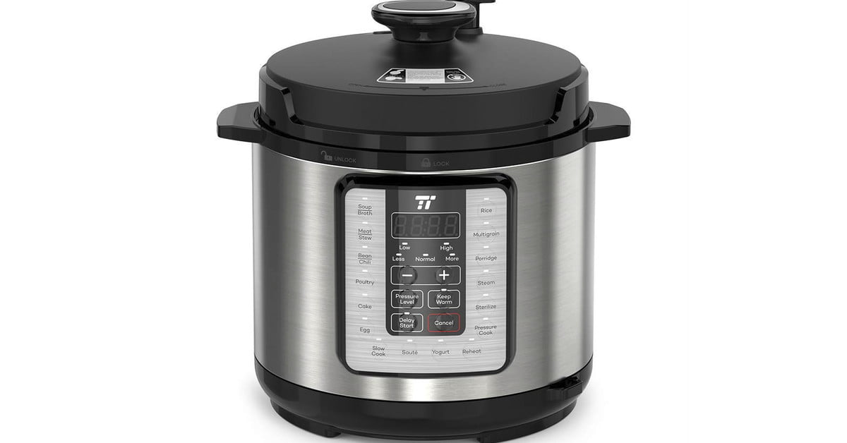 [Home & Garden] TaoTronics 10-in-1 Pressure Cooker review