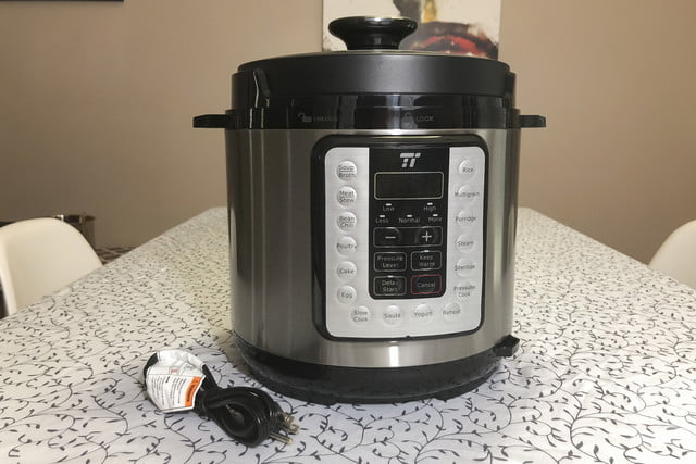 TaoTronics 10-in-1 Pressure Cooker review