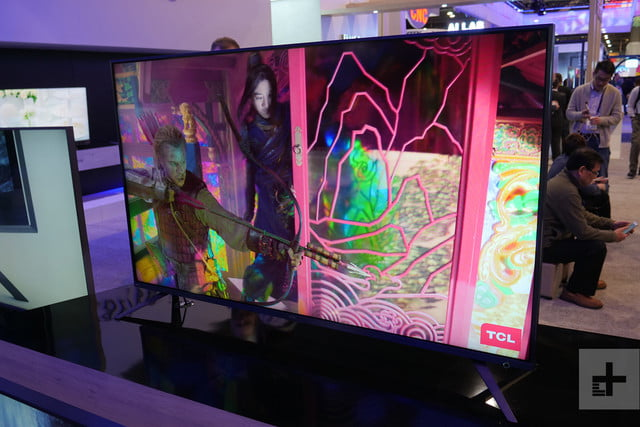 tcl 6 series 4k hdr led tv first look sleeper hit of 2018 ces2018 1