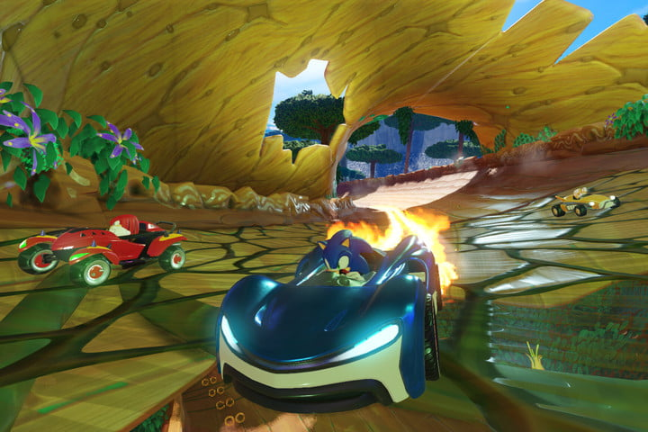 e3 games preview teamsonicracing