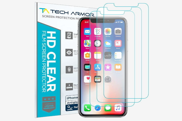 factory price d0dcc 1a2ad The Best iPhone XS Screen Protectors | Digital Trends